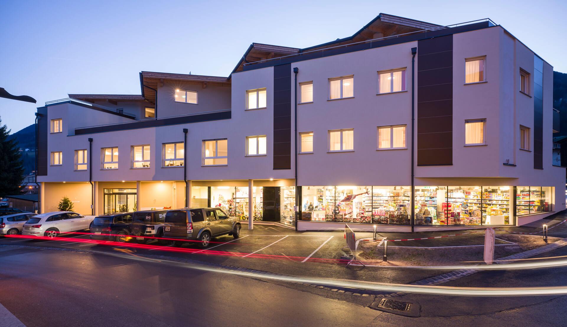 Hotel AlpTirol Aussenansicht